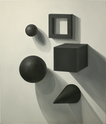 Paul Morez - Oil on canvas